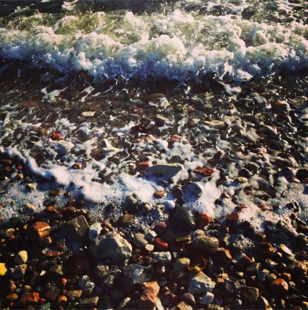 Sletterhage fyr -stranden